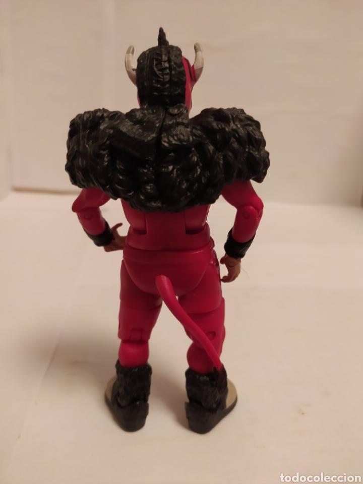 Figuras de acción: Figura WWE, El Torito rojo, Mattel año 2014 - Foto 3 - 228459570