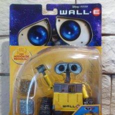 Figuras de acción: WALL E - FIGURA - PIXAR - DISNEY - ACCION RECICLAJE - THINKWAY TOYS - NUEVO - BLISTER PRECINTADO. Lote 229316205