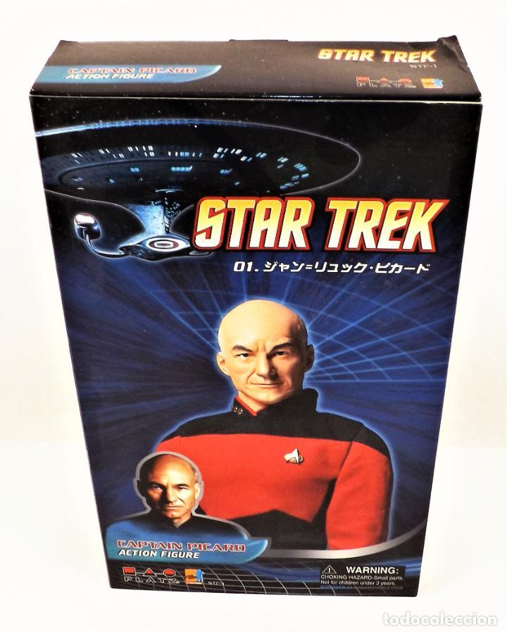 Figuras de acción: Dragon Models Star Trek Captain Picard. Escala 1:6 - Foto 10 - 252054650
