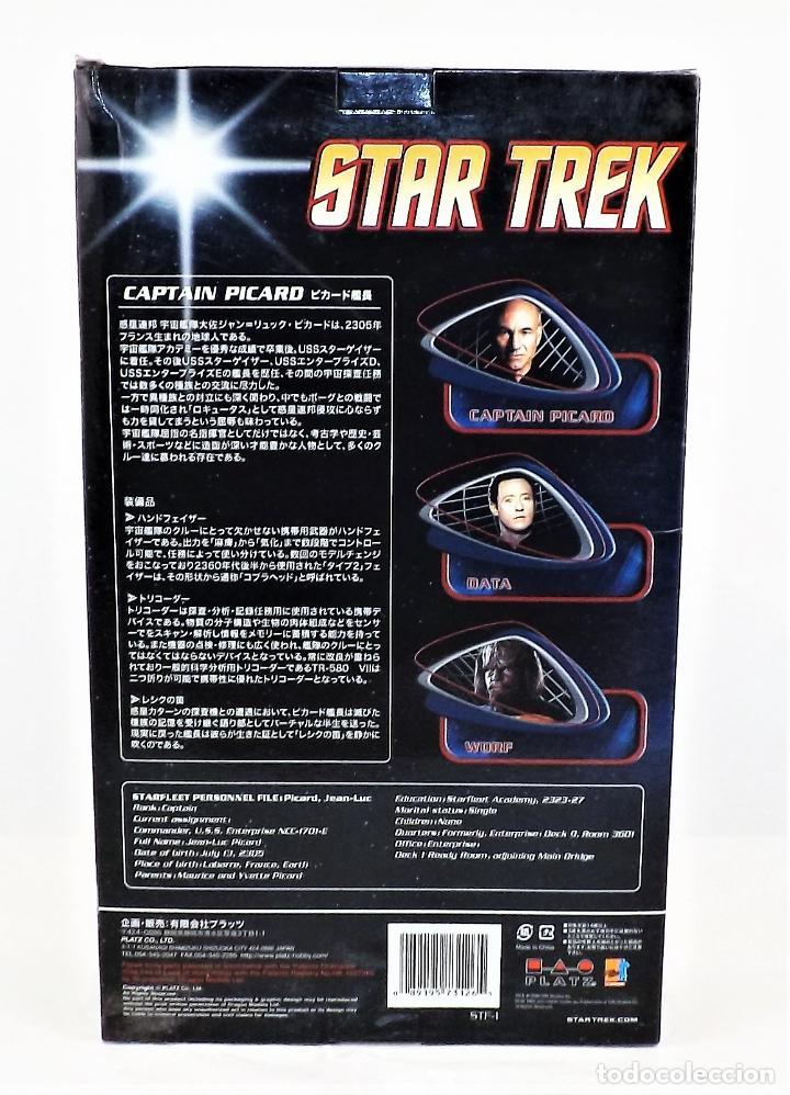 Figuras de acción: Dragon Models Star Trek Captain Picard. Escala 1:6 - Foto 11 - 252054650