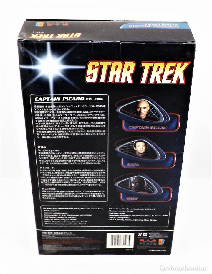 Figuras de acción: Dragon Models Star Trek Captain Picard. Escala 1:6 - Foto 12 - 252054650