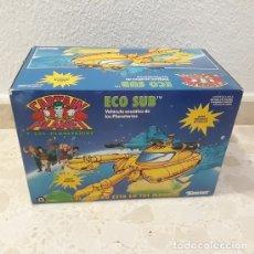 Figuras de acción: ECO SUB (CAPTAIN PLANET) (KENNER 1991) ¡NUEVO!. Lote 232454970