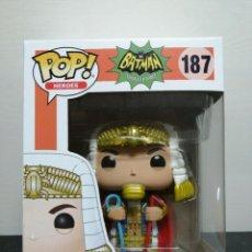 Figuras de acción: FUNKO POP! BATMAN SERIES CLASSIC 187, KING UT. Lote 232609830