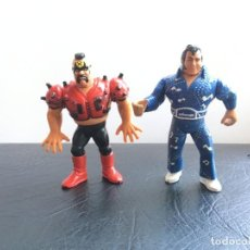 Figurines d'action: WWF WWE HASBRO PRESSING CATCH LUCHA LIBRE 1990 1991. Lote 235130030