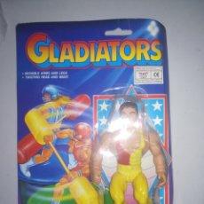 Figuras de acción: GLADIATORS FIGURA DE ACCION AÑOS 90 BLISTER SIN ABRIR. Lote 235470185