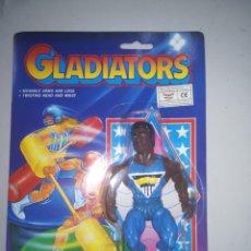 Figuras de acción: GLADIATORS FIGURA DE ACCION AÑOS 90 BLISTER SIN ABRIR. Lote 235471170