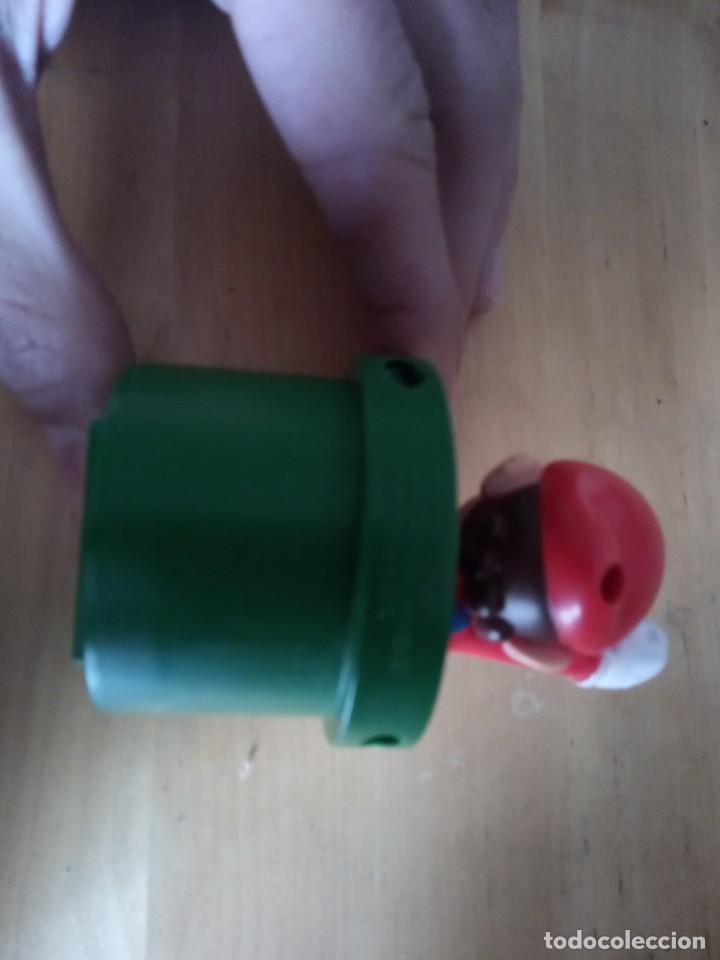 Figuras de acción: Figura Mario Bros McDonalds Nintendo Muñeco de plástico Juguete - Foto 3 - 235877975