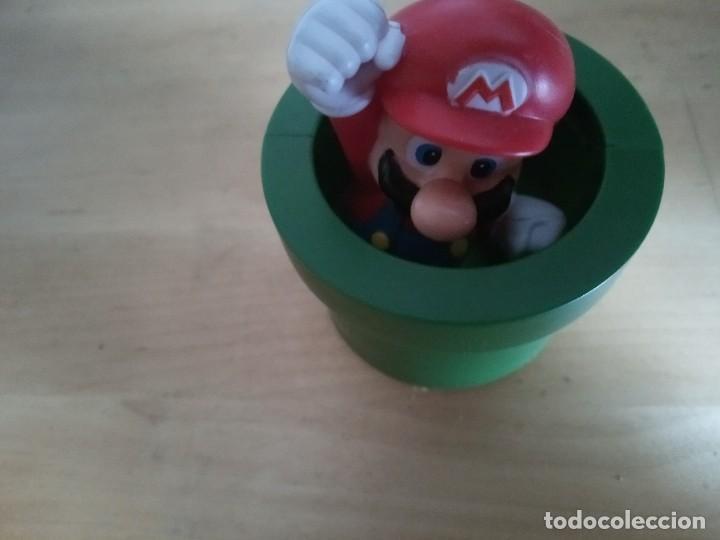 Figuras de acción: Figura Mario Bros McDonalds Nintendo Muñeco de plástico Juguete - Foto 6 - 235877975