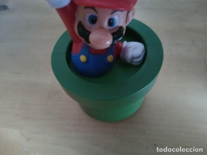 Figuras de acción: Figura Mario Bros McDonalds Nintendo Muñeco de plástico Juguete - Foto 7 - 235877975