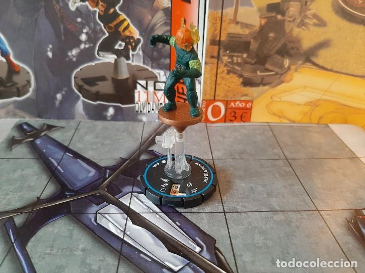 HEROCLIX #035 JACK O´LANTERN (Juguetes - Figuras de Acción - Otras Figuras de Acción)
