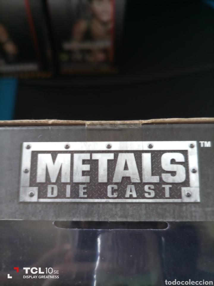 Figuras de acción: METALS DIE CAST. GHOSTBUSTER, ZEDDEMORE, STANTZ, SPENGLER. - Foto 4 - 238024015
