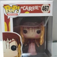 Figuras de acción: FIGURA FUNKO POP MOVIES CARRIE REF.467 DIFICIL. Lote 239868090