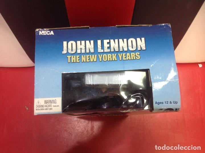 Figuras de acción: JOHN LENNON, THE NEW YORK YEARS FIGURA DE MUSICA ROCK NECA, 48CM, EN SU CAJA ORIGINAL - Foto 9 - 239942015