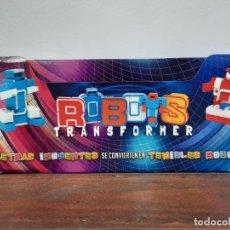 Figuras de acción: CAJA ROBOTS TRANSFORMER - 12 SOBRES (NUEVA). Lote 241644720