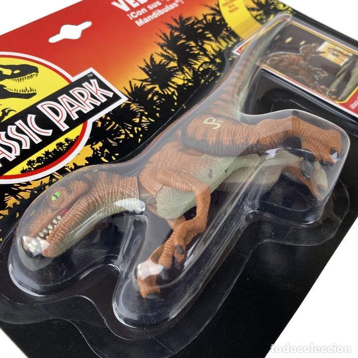 Figuras de acción: Kenner Jurassic Park Velociraptor . Vintage año 1.993 Nuevo. - Foto 2 - 268614369