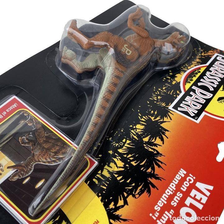Figuras de acción: Kenner Jurassic Park Velociraptor . Vintage año 1.993 Nuevo. - Foto 3 - 268614369