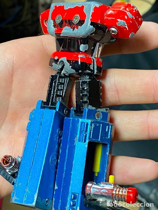 Figuras de acción: Daimos - Robot transformable - Hecho en Japón por Popy Bandai en 1978 mazinger - Foto 4 - 241863615