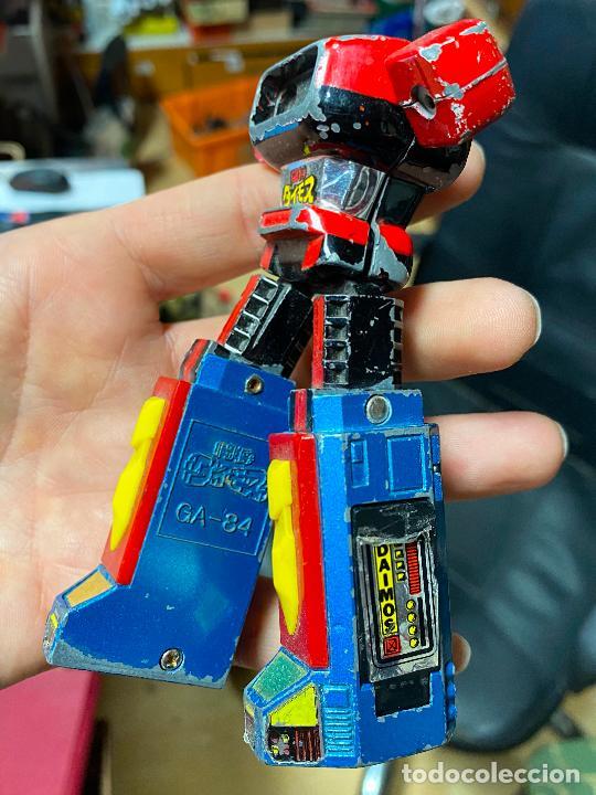 Figuras de acción: Daimos - Robot transformable - Hecho en Japón por Popy Bandai en 1978 mazinger - Foto 9 - 241863615