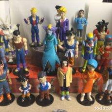 """Figuras de acción: 20 FIGURAS PVC """" SON GOKU """" 1996 DRAGON BALL -. Lote 241894515"""