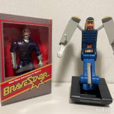 Figuras de acción: LOTAZO FIGURAS BRAVESTARR BOROBOT THUNDER STICK MATTEL BANDAI NUEVO TEJAS BRAVE STARR BRAVE STAR. Lote 243813610