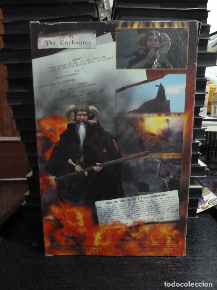 "Figuras de acción: FIGURA TIM THE ENCHANTER MONTY PYTHONS AND THE HOLY GRAIL DE SIDESHOW 12"" - Foto 2 - 243928550"