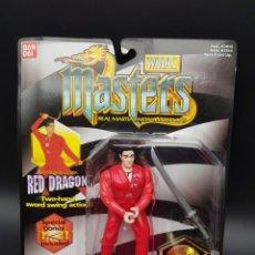Figuras de acción: WMAC MASTERS REAL MARTIAL ARTS CHAMPIONS BANDAI 1995. Lote 244432040