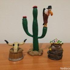 Figuras de acción: LUCKY LUKE AJEDREZ (PLASTOY). Lote 244663780