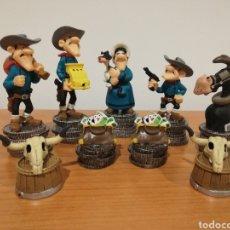 Figuras de acción: LUCKY LUKE AJEDREZ (PLASTOY). Lote 244664500