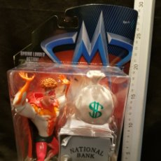 Figuras de acción: MEGAMIND SUPER CHARGED TIGHTEN DREAMWORKS TOYQUEST 2010. Lote 245250145