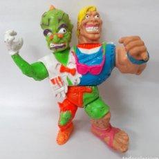 Figurines d'action: TOXIC CRUSADERS VENGADOR TOXICO HEADBANGER PLAYMATES 1991. Lote 245265245