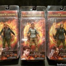 Figuras de acción: THE HUNGER GAMES LOS JUEGOS DEL HAMBRE NECA 2012. Lote 245281455