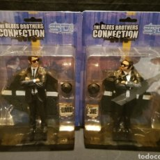 Figuras de acción: THE BLUES BROTHERS CONNECTION ELWOOD JAKE BELUSHI AYKROYD SD TOYS. Lote 245283400