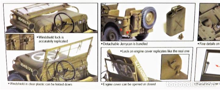 Figuras de acción: Jeep Willys de Dragon Models ¡¡¡ Escala 1:6 !!! - Foto 3 - 245429710