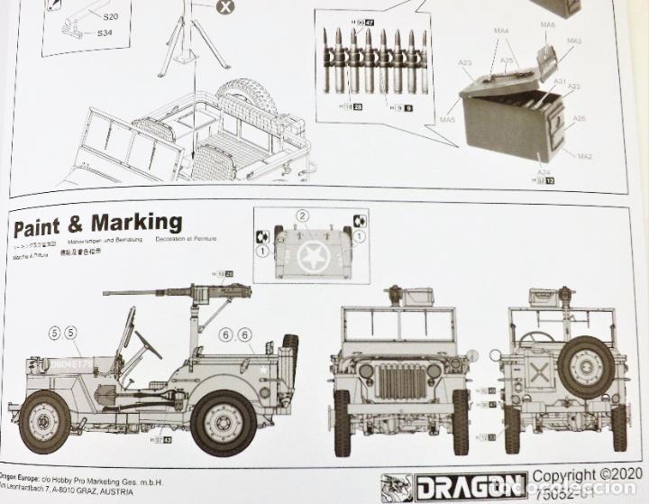 Figuras de acción: Jeep Willys de Dragon Models ¡¡¡ Escala 1:6 !!! - Foto 7 - 245429710