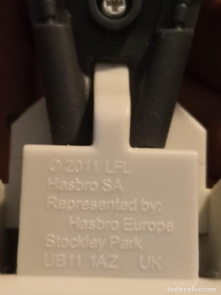 Figuras de acción: Nave hasbro stock ley.. Año 2001 tipo gijoe o star wars. Buen estado - Foto 4 - 245591000