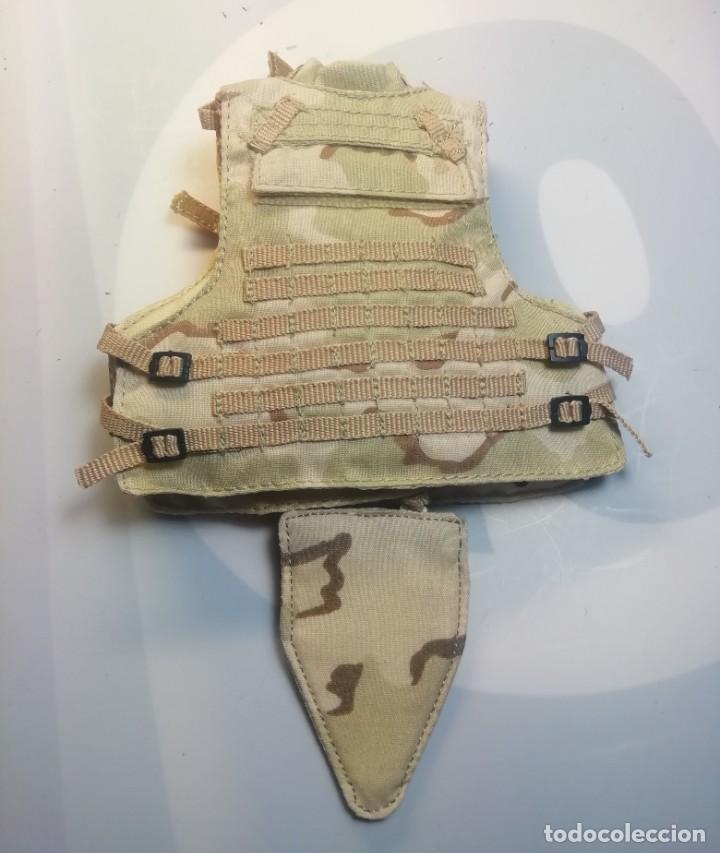 Figuras de acción: CHALECO ANTIBALAS US ARMY CAMU DESIERTO 1/6, DRAGON, BBI, 21CT, HOT TOYS... - Foto 2 - 247542845