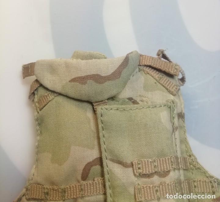Figuras de acción: CHALECO ANTIBALAS US ARMY CAMU DESIERTO 1/6, DRAGON, BBI, 21CT, HOT TOYS... - Foto 4 - 247542845