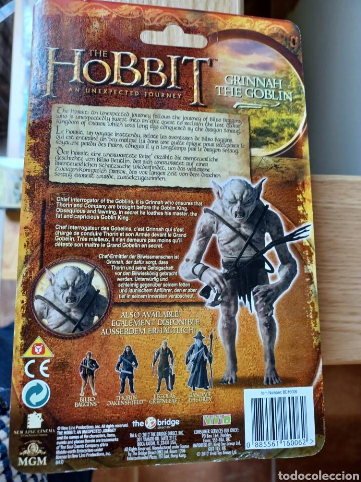 Figuras de acción: GRINNAH THE GOBLIN, figura de EL HOBBIT - Foto 2 - 253477355