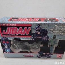 Figuras de acción: JIBAN MOTO VAICAN SUPER MOTO DE POLICIA DE BANDAI PRECINTADO A ESTRENAR!!. Lote 254521350