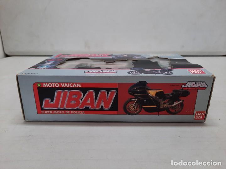 Figuras de acción: JIBAN MOTO VAICAN SUPER MOTO DE POLICIA de BANDAI PRECINTADO A ESTRENAR!! - Foto 2 - 254521350
