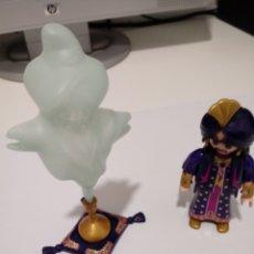 Figuras de acción: MAGO Y GENIO DE LA LAMPARA.PLAYMOBIL. Lote 254608335