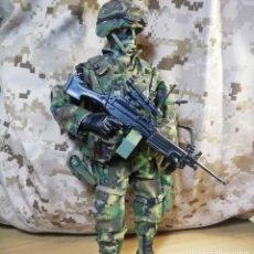Figuras de acción: FIGURA/MUÑECO US RANGER 1/6 ELITE FORCE, BBI, DRAGON, 21 CT. Lote 236838505