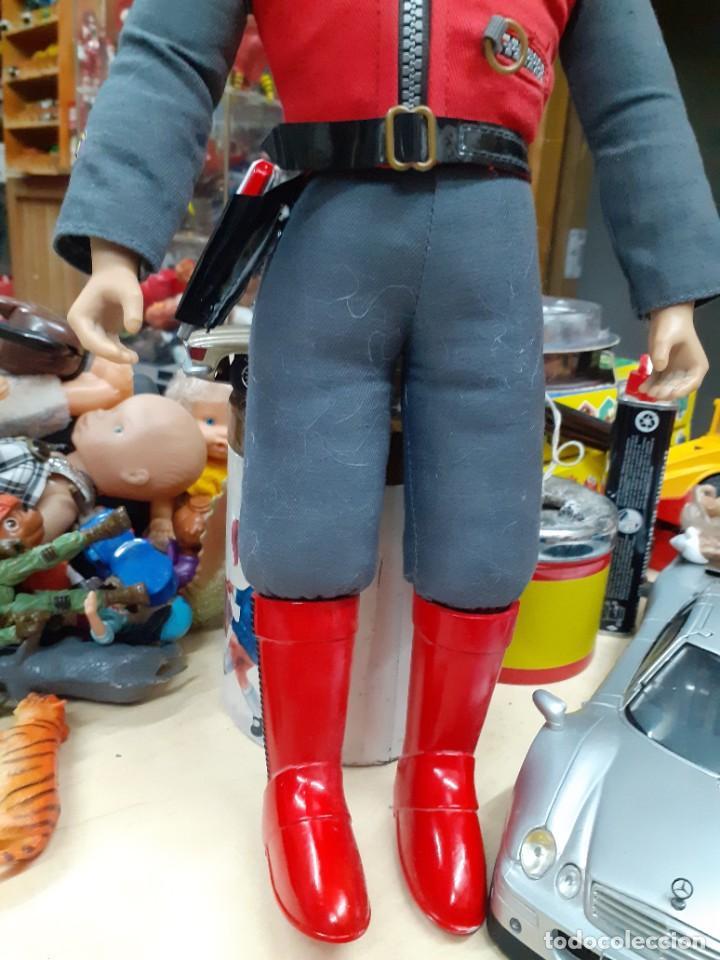Figuras de acción: Capitán Escarlata,Spectrum.Carlton Int.1967 - 2001.39 cm de alto.Captain Scarlet and the Mysterons. - Foto 3 - 262299285