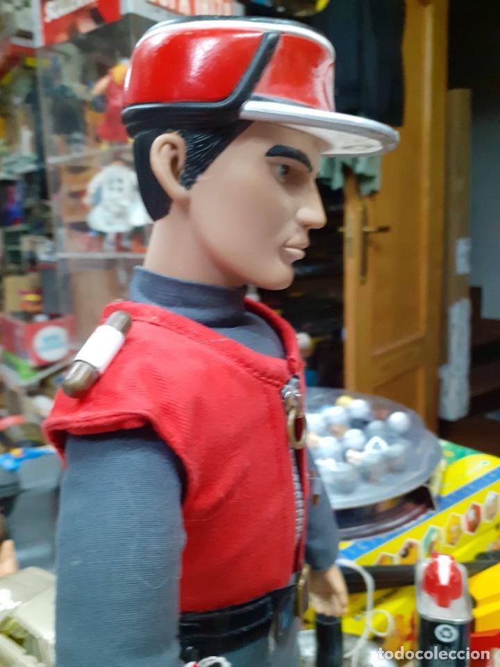 Figuras de acción: Capitán Escarlata,Spectrum.Carlton Int.1967 - 2001.39 cm de alto.Captain Scarlet and the Mysterons. - Foto 6 - 262299285