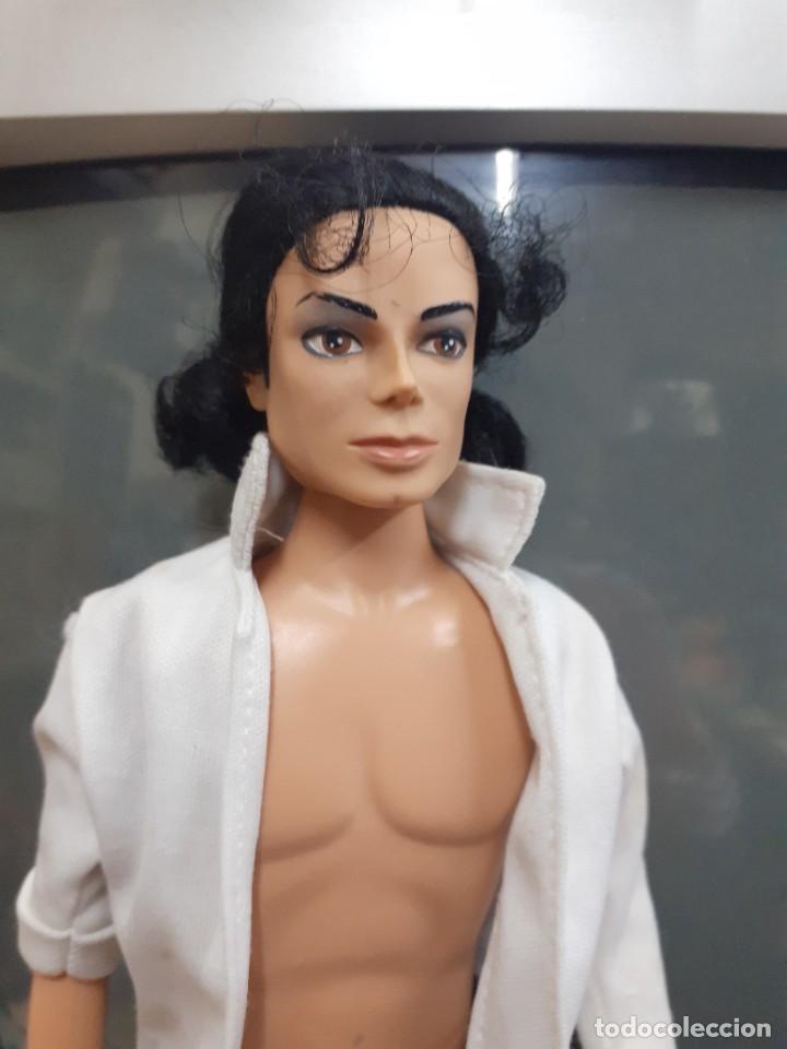 Figuras de acción: Muñeco articulado de Michael Jackson.Triumph International 1995.31 cm.El Rey del Pop. - Foto 2 - 262527630