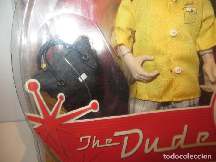 Figuras de acción: Figura THE BIG LEBOWSKI - THE DUDE - Bang pow,EN BLISTER SIN ABRIR,BARATA - Foto 5 - 267489424