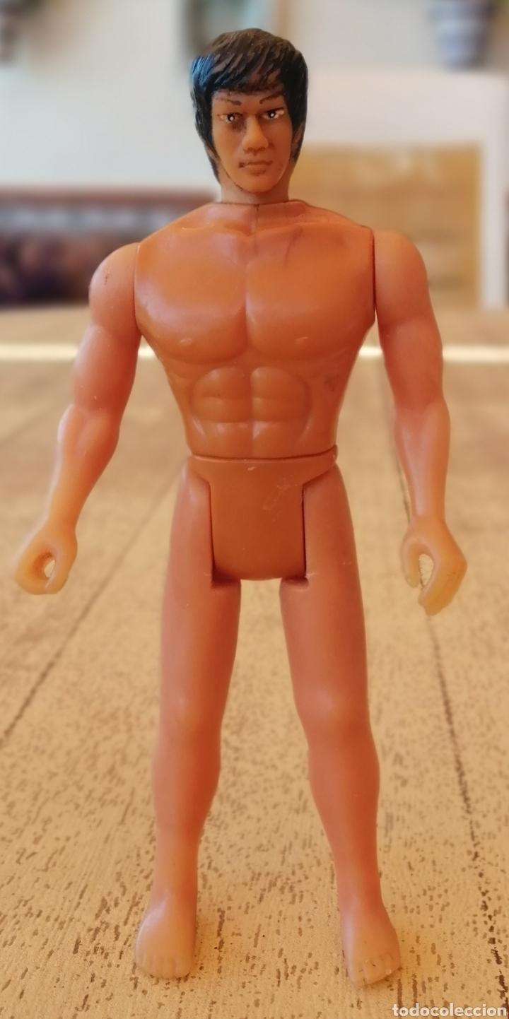 Figuras de acción: Figura Bruce Lee de Largo toys - Foto 2 - 268614219