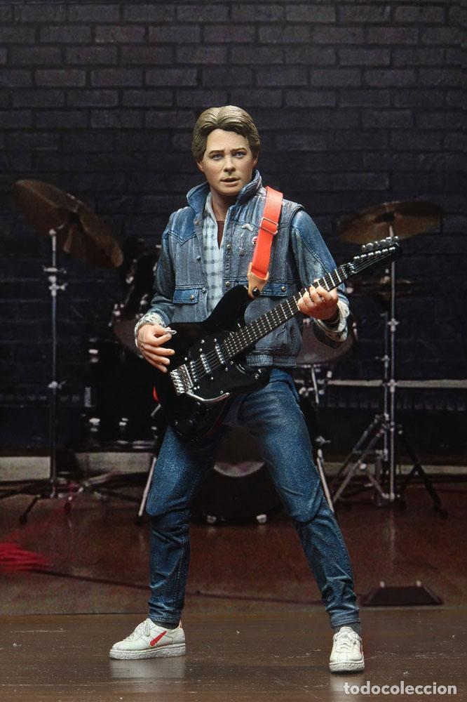 Figuras de acción: Figura Ultimate Marty McFly (Audition) 18 cm - Back to the Future - Neca - Foto 2 - 268620659