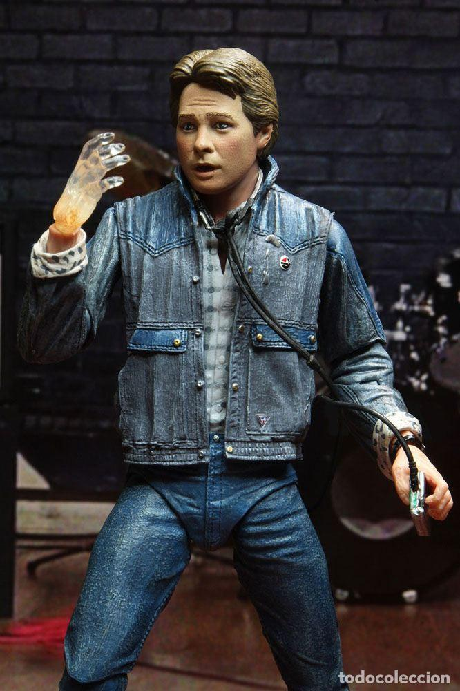 Figuras de acción: Figura Ultimate Marty McFly (Audition) 18 cm - Back to the Future - Neca - Foto 3 - 268620659