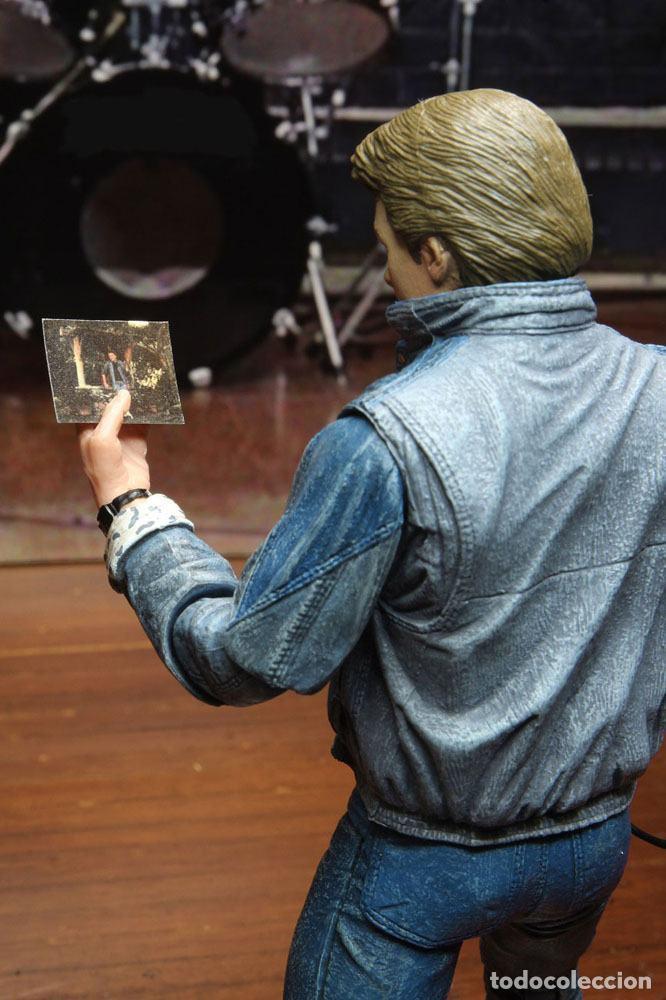 Figuras de acción: Figura Ultimate Marty McFly (Audition) 18 cm - Back to the Future - Neca - Foto 4 - 268620659